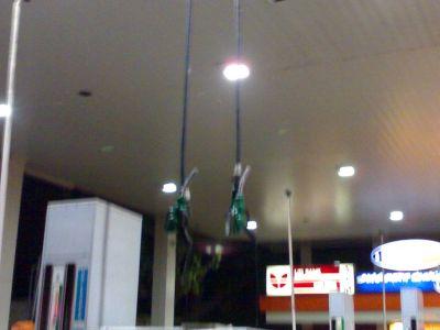 Petrol pump Jack