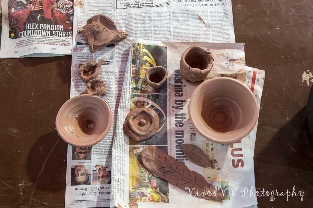 kids_made_pottery